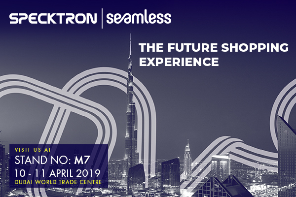 Specktron at Seamless 2019