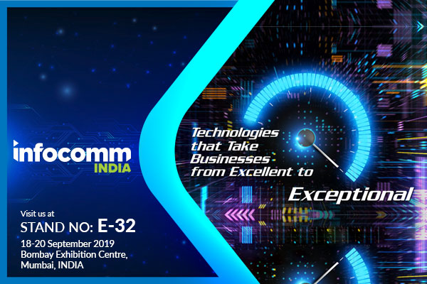 Specktron at Infocomm India 2019