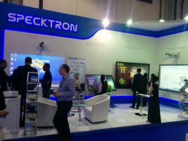 Specktron at GESS 2015