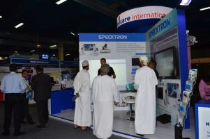 Specktron at COMEX 2015