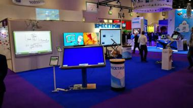 Specktron at BETT 2017