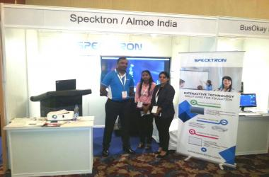 Specktron at School Leadership Summit 2018 New Delhi
