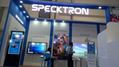 SPECKTRON AT GESS 2018