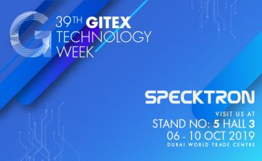Specktron at GITEX 2019