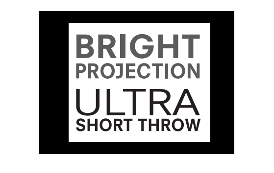Ultra Short Throw Projection
